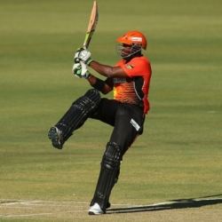 Michael Carberry - Fluent batting for Perth Scorchers