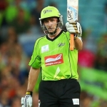 Michael Hussey - Highest scorer for Sydney Thunder in 2013-14
