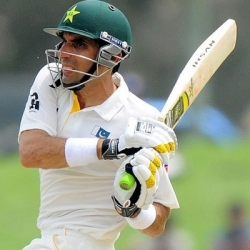 Misbah-ul-Haq - Fastest ever Test fifty and a hundred