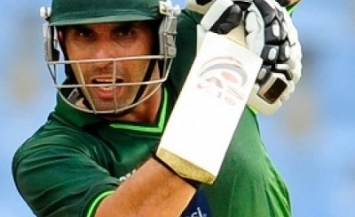Misbah-ul-Haq - Only dependable batsman of Pakistan