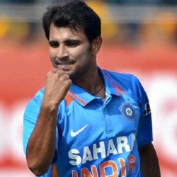 Mohammed Shami - Highest wicket taker in the ODI series