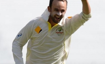 Nathan Lyon - Career best figures of 12-286