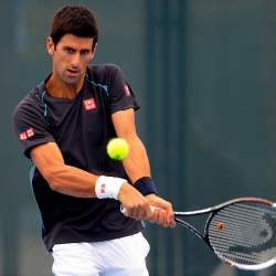 Novak Djokovic favourite to defend his title in Australian Open 2014