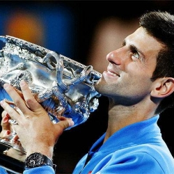 Novak Djokovic wins Australian Open 2015 Men's Title by defeating Andy Murry in the Final