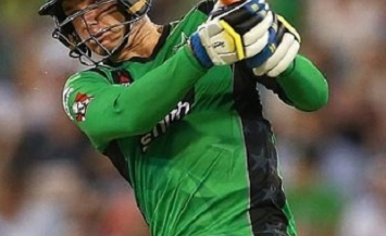 Peter Handscomb - 103 off 64 against Perth Scorchers