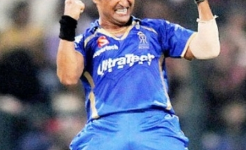 Pravin Tambe - The most successful bowler of RR