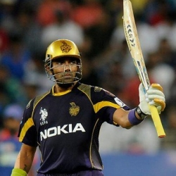 Robin Uthappa - 'Player of the match' in the previous game vs Dolphins