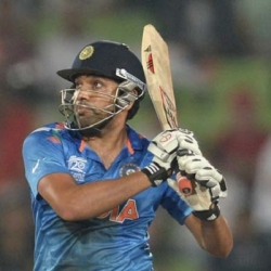 Rohit Sharma - Contiuing with his brilliant form