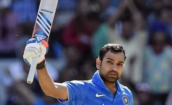 Rohit Sharma - Match winning hundred in the Quarter-Final