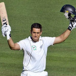 Ross Taylor - 'Player of the match' for his brilliant ton