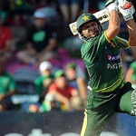 Shahid Afridi - A threat with his willow