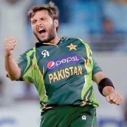 Shahid Afridi - Most T20 matches by an international player