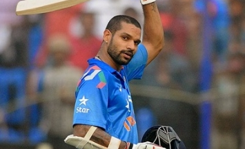 Shikhar Dhawan - Supreme form in the World Cup