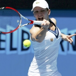 Simona Halep faces Zarina Diyas on the day 6 of Australian Open Championship.