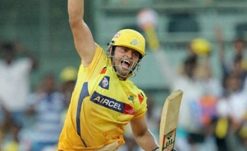 Suresh Raina - A match winner