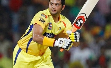 Suresh Raina - A stormy innings of 90 vs. Dolphins
