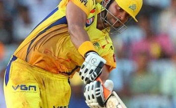 Suresh Raina - Crispy 62 for CSK vs. RCB