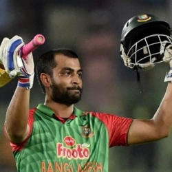 Tamim Iqbal - 'Player of the series' in 3 ODIs