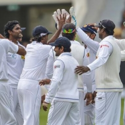 The Lankan Lions in dangerous mood