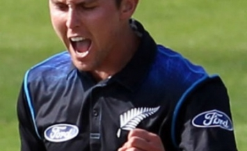 Trent Boult - Fierce bowling in the event