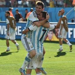 Will Argentina improve their performance against Belgium next Saturday?