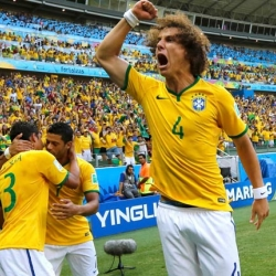 Will David Luiz be able to lead his team to the World Cup title?