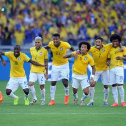 Will Brazil be able to sustain Colombia's attacking football?