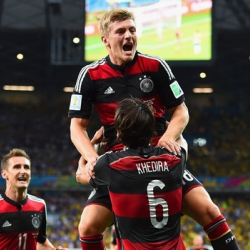 Will Kroos lead once again his team to victory against Argentina?