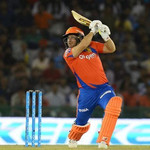 Aaron Finch 74 off 47 for Gujarat Lions