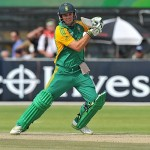 AB de Villiers A breezy inning of 104 from 73 mere balls