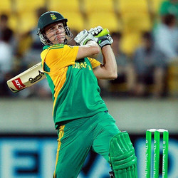 AB de Villiers A dangerous batsman of South Africa