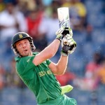 AB de Villiers A powerful batsman of T20