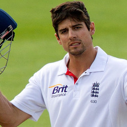 Alastair Cook England Captain