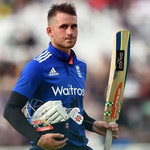 Alex Hales 99 in the 2nd ODI