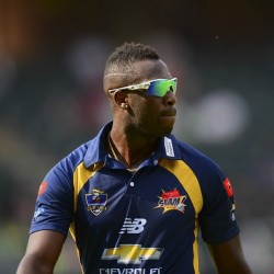 Andre Russel Competent all rounder of Knights