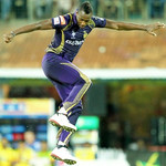 Andre Russell Impressive bowling in the first game