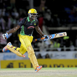 Andre Russell Jamaica Tallawahs CPL 2016