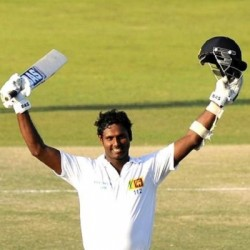 Angelo Mathews Leading Sri Lanka from the front