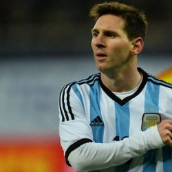 Will Messi be able to help Argentina to overcome Colombia?