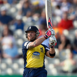 BB McCullum Hampshire Royal London One Day Cup
