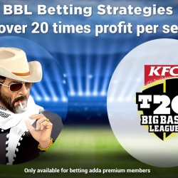 BBL Betting Strategies