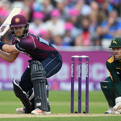Ben Duckett NatWest T20 Blast Final