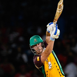 Chris Lynn Guyana Amazon Warriors CPL 2016