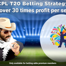 CPLT20 Betting Strategies