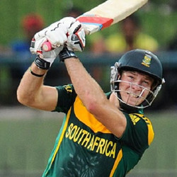 David Miller Unbeaten 53 in the 1st T20