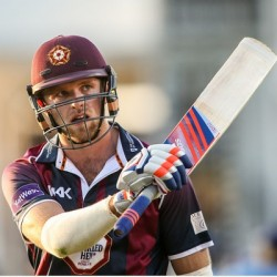 David Willey Blasted hundred in the Quarter Final