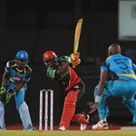 Devon Thomas St Kitts Patriots CPL 2016