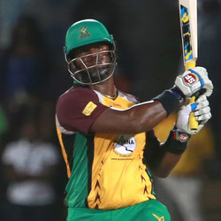 Dwayne Smith Guyana Amazon Warriors CPL 2016