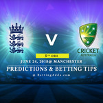 England vs Australia 5th ODI Prediction Betting Tips Preview