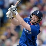 Eoin Morgan Player of the Match with his brilliant innings of 92